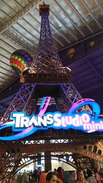 transmart sidoarjo, trans studio mini sidoarjo, wahana transstudio sidoarjo,