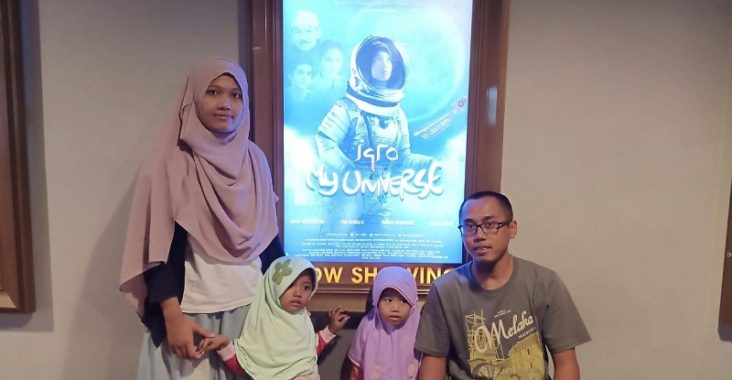 review film iqro' my universe, iqro' my universe, film iqro' my universe, film iqro'