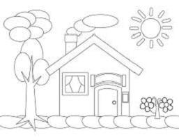 gambar mewarnai bunga, gambar mewarnai untuk anak TK, gambar mewarnai anak, gambar mewarnai kartun, gambar mewarnau untuk anak paud,gambar-mewarnai-buah-anak-sd