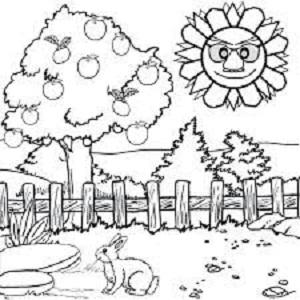 gambar mewarnai kartun, gambar mewarnai bunga, gambar mewarnai pemandangan, gambar mewarnai masjid, gambar mewarnai buah, gambar mewarnai rumah