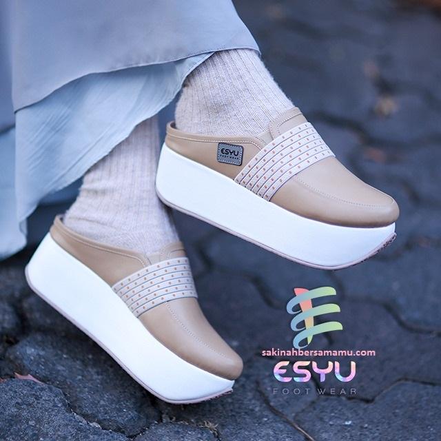 sepatu wanita slop, sepatu wanita nyaman, sepatu wanita kekinian, sepatu wanita terbaru, sepatu wanita slop murah