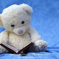 Manafaat Membacakan Buku Untuk Anak sakinahbersamamu.com