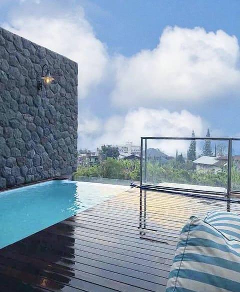 villa batu malang songgoriti, villa batu malang bagus, villa batu malang 5 kamar, villa batu malang private pool,