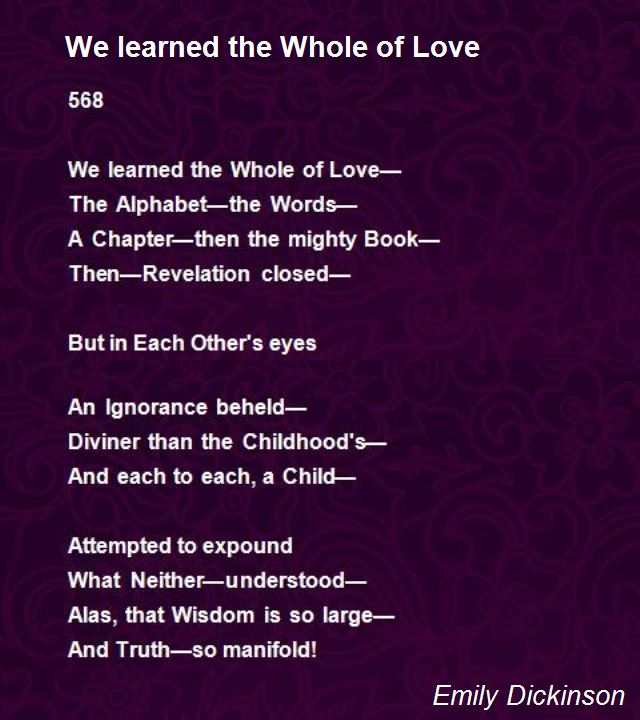 love poems ee cummings,how to write love poems,love poems short for him,love poems by emily dickinson