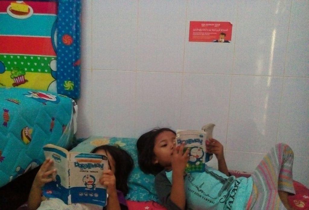 aplikasi let's read, ig let's read Indonesia, download aplikasi let's read, minat baca anak bersama let's read, aplikasi bagus untuk anak agar suka baca