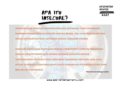 insecure contoh,insecure cantik,insecure caption,insecure cara baca,insecure content